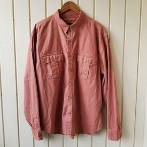 Lucky Brand Type L-54C Long Sleeve Men's Shirt